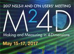 NSLS-II and CFN Users' Meeting Group