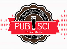 PubSci Playback logo
