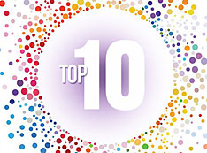 Top Ten Graphic