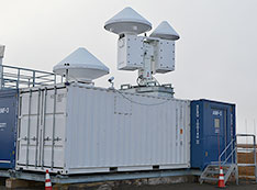 The third ARM Mobile Facility (AMF3)
