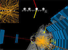 ATLAS event display