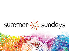 Summer Sundays graphic