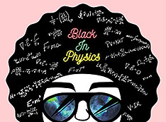 Black in Physics graphic