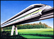 picture of maglev train