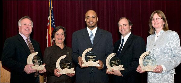 Brookhaven Award Recipients