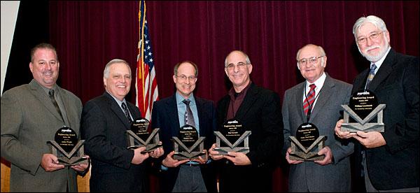 Engineering and Computing Award Recipients