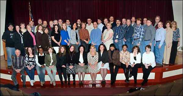 Spotlight Award Recipients