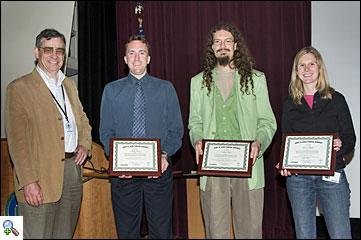 Thesis Award winners