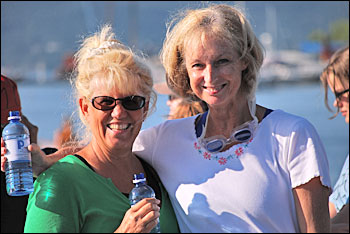 Susan Dwyer and Kathleen Tuohy