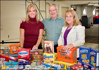 BNL-APS Food Drive