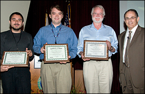 Thesis Award Winners