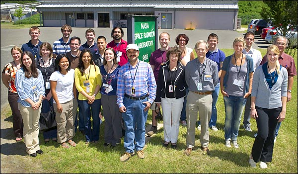 NASA summer school
