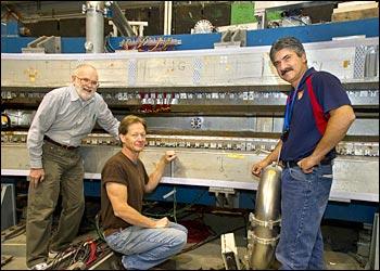 muon g-2 magnet coils