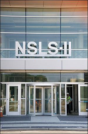 NSLS-II Sign