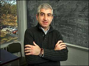 BNL Physicist Hooman Davoudiasl