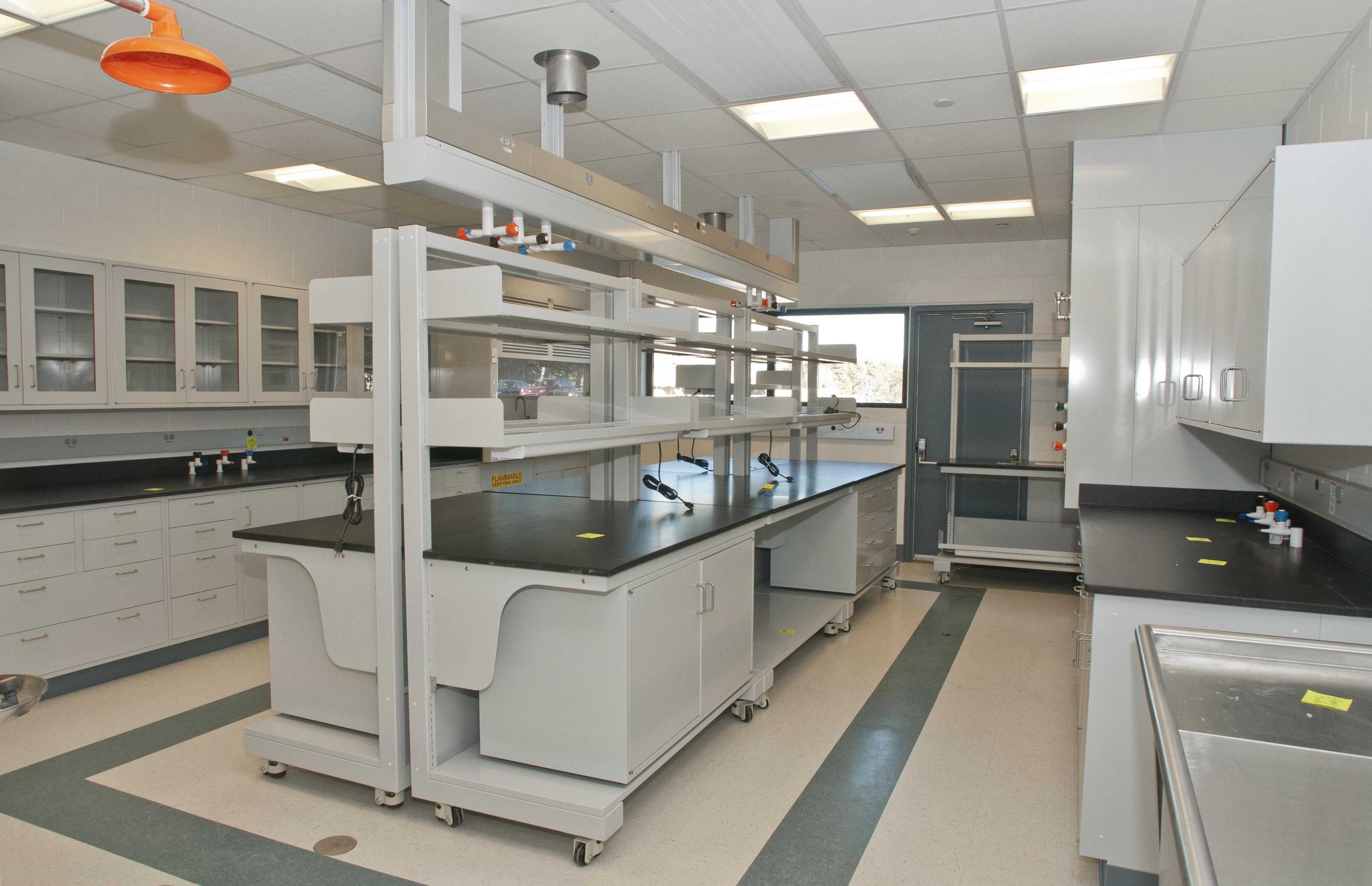 Brookhaven National Laboratory Completes Major Science Lab Renovation Bnl Newsroom