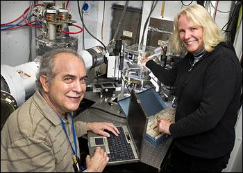 Bill Rao and Sue Wirick