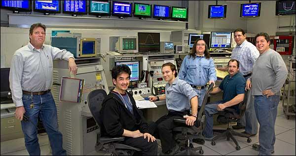 NSLS Control Room