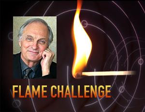 Alan Alda's Flame Challenge