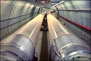RHIC tunnel