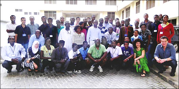 African School of Fundamental Physics