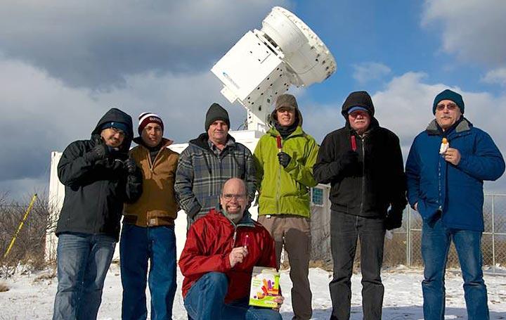 TCAP-II team