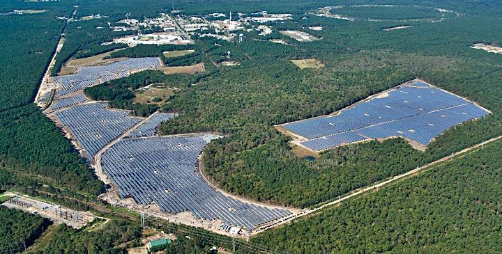 Long Island Solar Farm