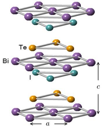bismuth-tellurium-iodine