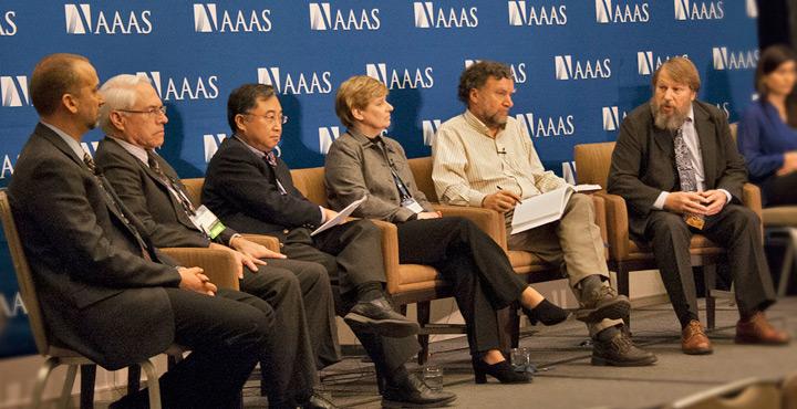 AAAS panel