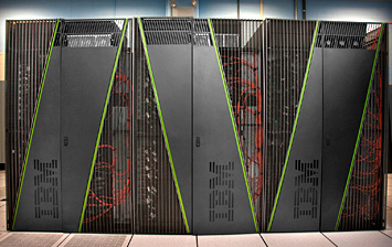 Blue Gene supercomputers