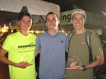 Benjamin Tuttle, Derek Rammelkamp, and Tom Rammelkamp