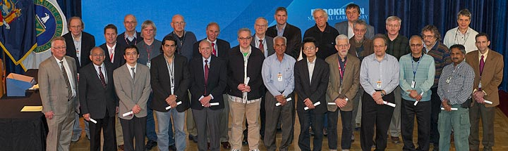 inventors honored