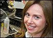 Siemens regional finalist Alexandra McHale
