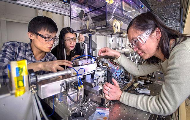 Jiajun Wang, Karen Chen and Jun Wang