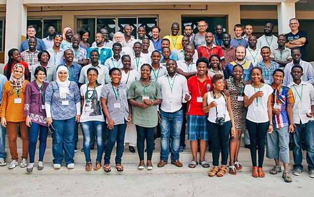 African School of Fundamental Physics