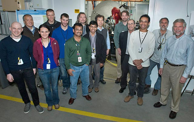 XPD beamline group